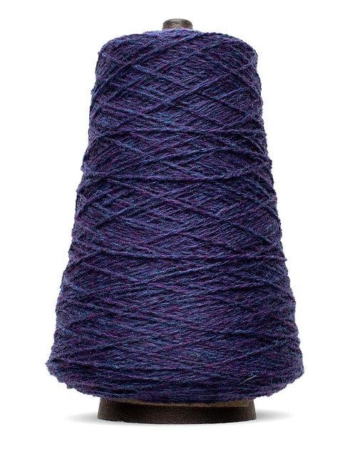 Harrisville Shetland Wool Yarn Cones - Hyacinth