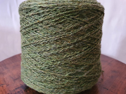 Weavers Delight Wool Yarn (xtra twist) - Olive Green