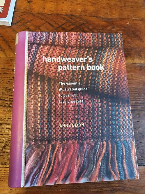 Hand Weavers Pattern Book