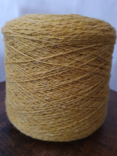 Weavers Delight Wool Yarn (xtra twist) - Gold