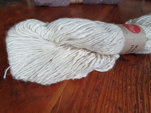 Mulberry Silk & Merino Wool Blended Yarn (2.5/1 Nm) – 100g