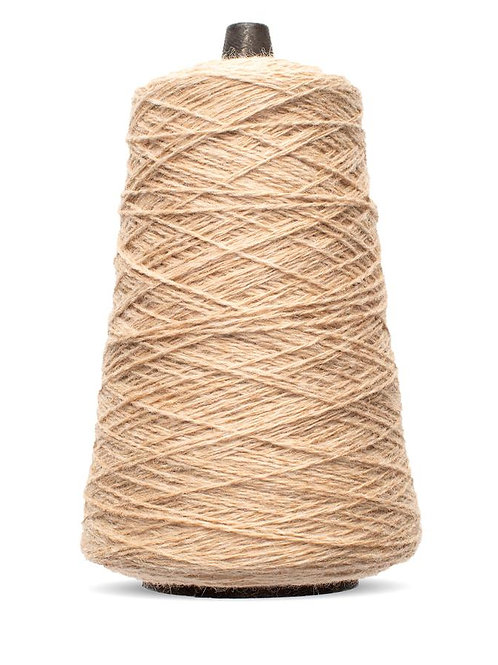 Harrisville Shetland Wool Yarn Cones -Sand