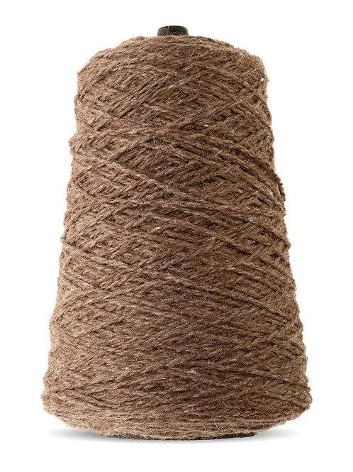 Harrisville Highland Wool Yarn Cones - Toffee