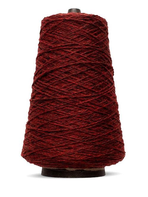 Harrisville Shetland Wool Yarn Cones - Russet