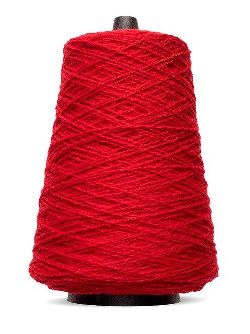 Harrisville Shetland Wool Yarn Cones - Red