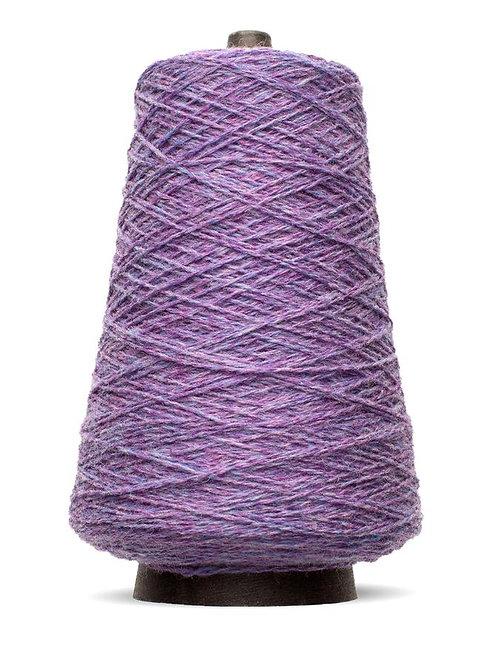 Harrisville Shetland Wool Yarn Cones - Periwinkle