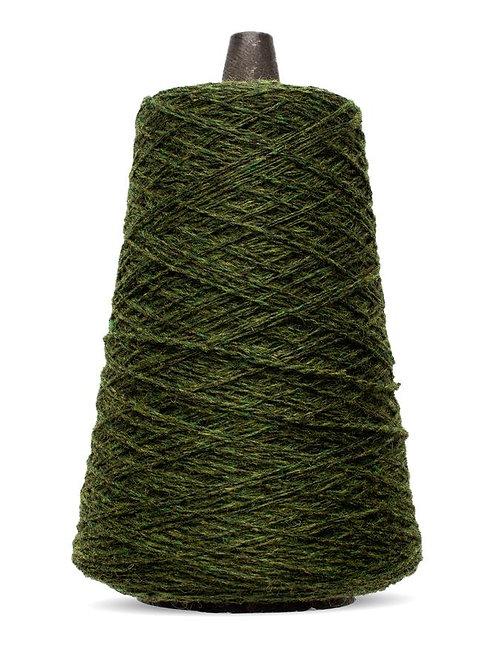 Harrisville Shetland Wool Yarn Cones - Hemlock