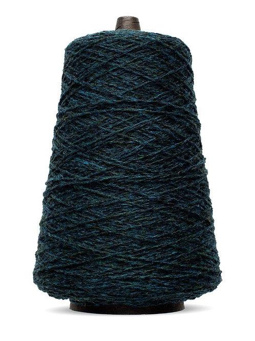 Harrisville Shetland Wool Yarn Cones - Loden Blue