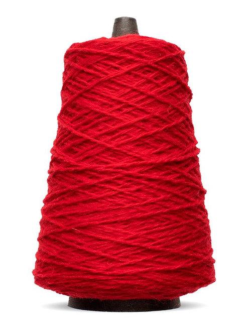 Harrisville Highland Wool Yarn Cones - Red