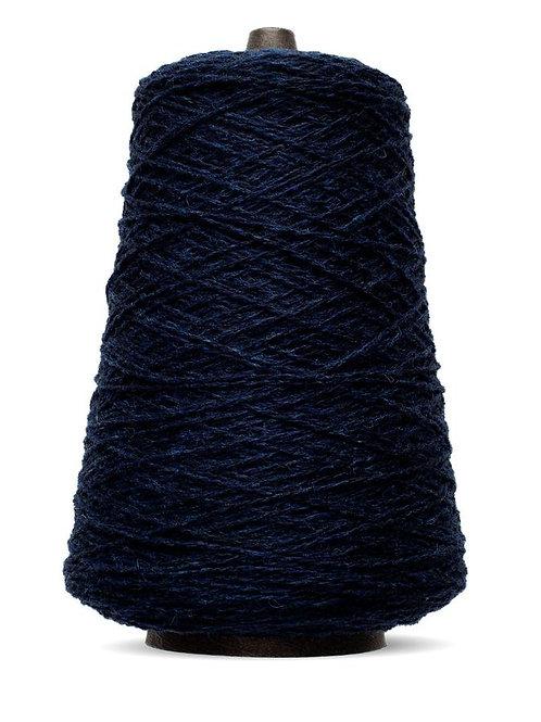 Harrisville Shetland Wool Yarn Cones -  Midnight Blue