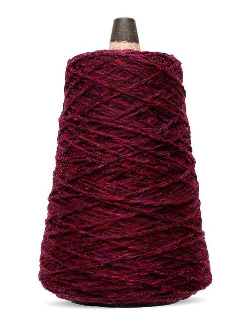 Harrisville Highland Wool Yarn Cones - Garnet