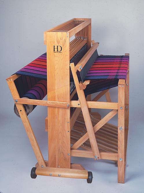 "Harrisville Designs Floor Loom Model 22/8 (22"" 8 Harness/10 Treadle)"