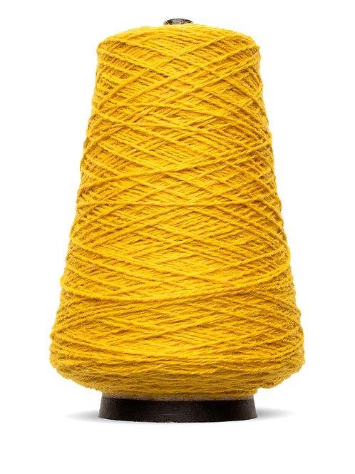 Harrisville Shetland Wool Yarn Cones - Marigold
