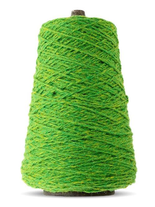 Harrisville Highland Wool Yarn Cones - Kiwi