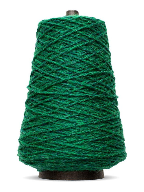 Harrisville Highland Wool Yarn Cones - Spruce