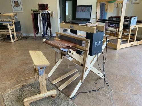 "AVL Workshop Dobby Loom (24"")"