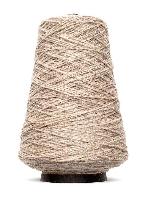Harrisville Shetland Wool Yarn Cones - Oatmeal