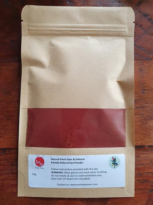 Kamala Natural Dye Powder - 50g