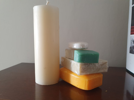 Soap & Candles - Colour naturally