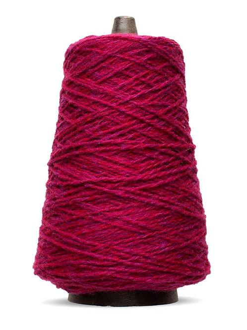 Harrisville Highland Wool Yarn Cones - Chianti