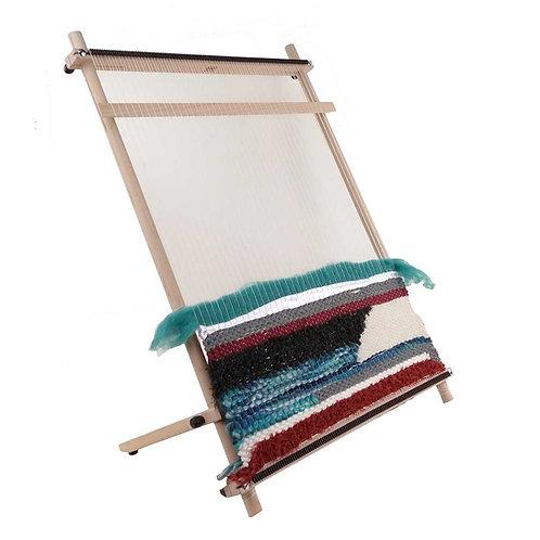 Table Support for Louët Lisa Frame Loom