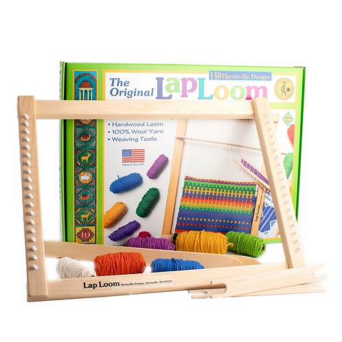 LapLoom (Frame) Tapestry Loom & Accessories  kit  - size A