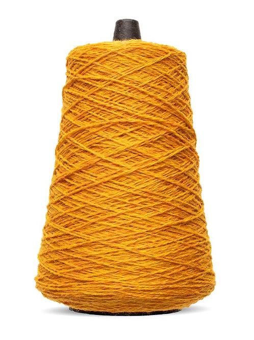 Harrisville Shetland Wool Yarn Cones -Gold