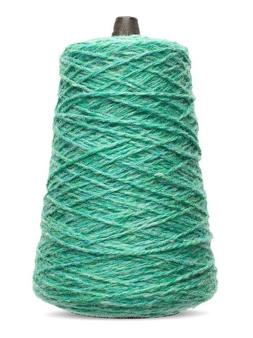 Harrisville Shetland Wool Yarn Cones - Seagreen