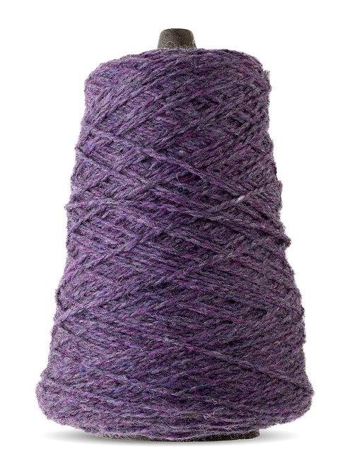 Harrisville Highland Wool Yarn Cones - Delphinium