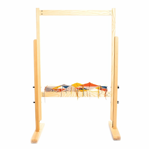 Hardwood Tapestry Loom on stands - 2 sizes
