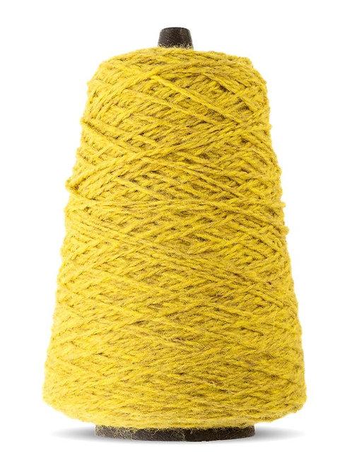 Harrisville Highland Wool Yarn Cones - Goldenrod