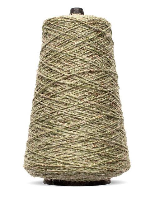 Harrisville Shetland Wool Yarn Cones - Jade