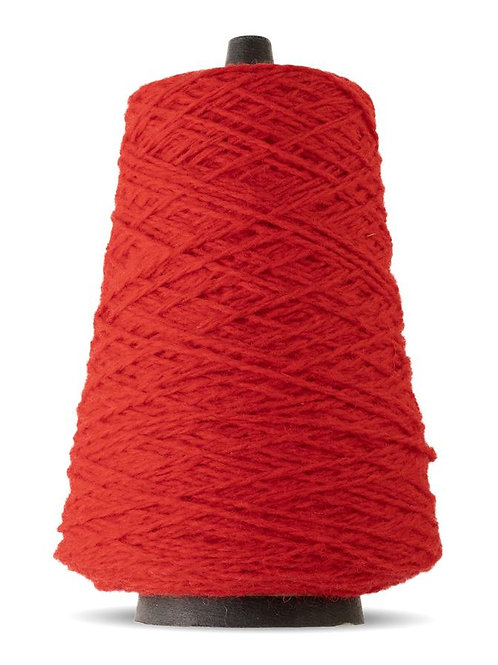 Harrisville Highland Wool Yarn Cones - Scarlet