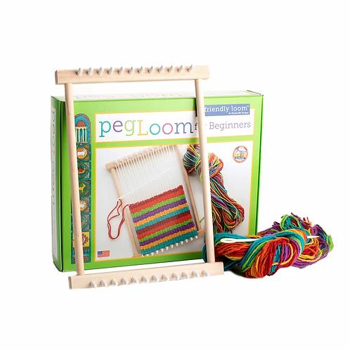 Friendly Loom Beginners Peg Loom Kit