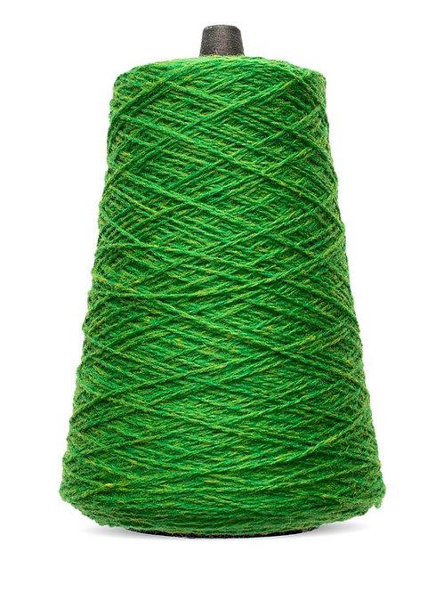 Harrisville Shetland Wool Yarn Cones - Kiwi