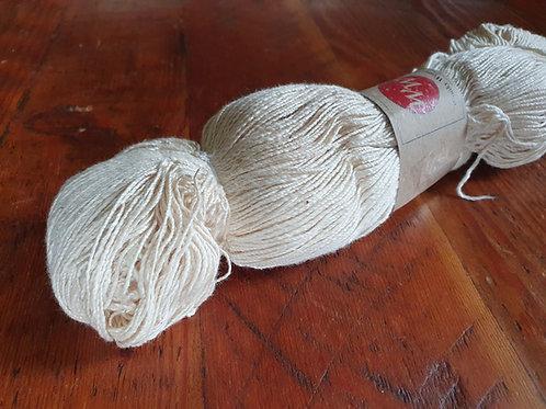 100% Organic Charkha spun Khadi Cotton Yarn (Ne 10/2)