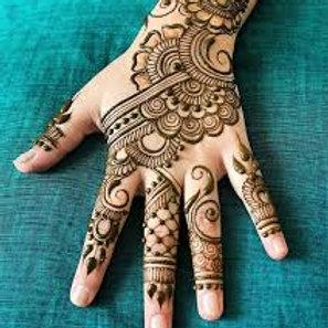 Mehndi Henna Tattoo Kit