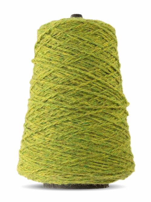Harrisville Highland Wool Yarn Cones - Grass