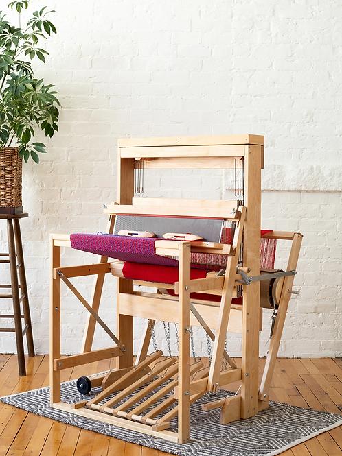 "Harrisville Designs Floor Loom Model A 22/4 (22"" 4 Harness/6 Treadle)"