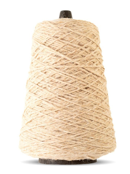 Harrisville Highland Wool Yarn Cones - Sand