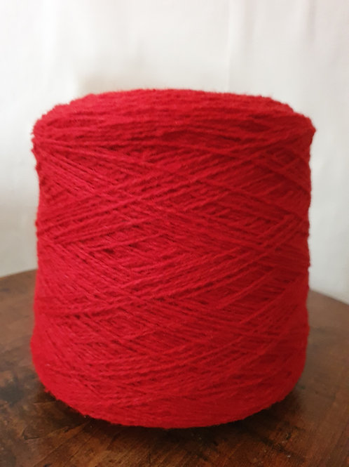 Weavers Delight Wool Yarn (xtra twist) - Old Red
