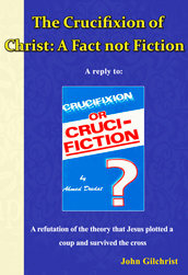 The Crucifixion of Christ: A fact, not fiction