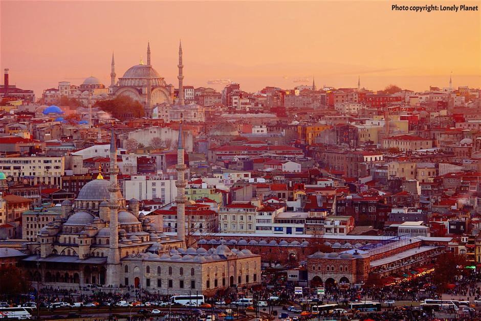 Prayers for Turkey