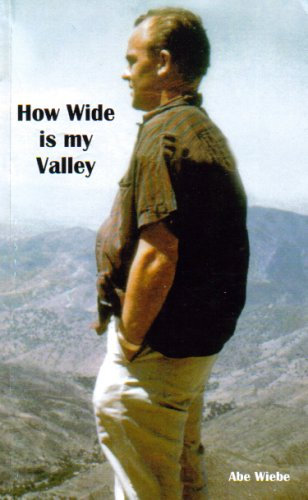 How wide is my valley?