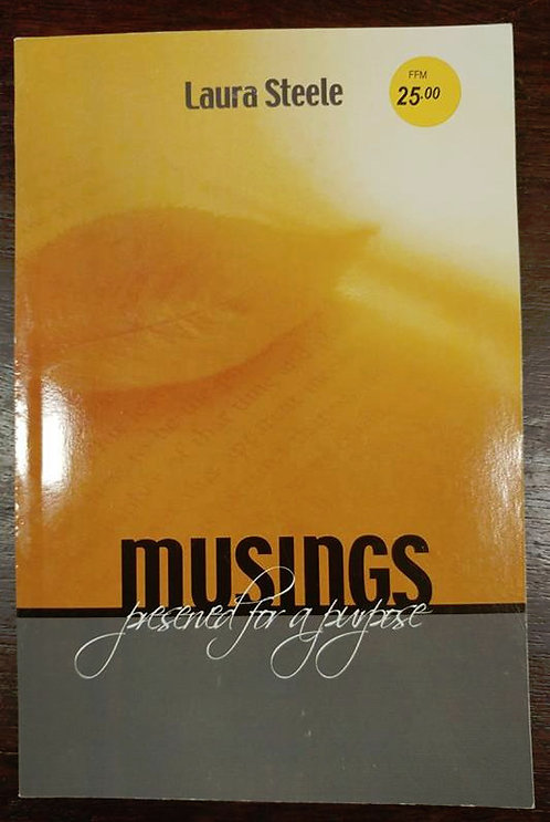Musings: Preserved for a Purpose