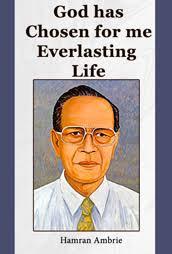 God Has Chosen for Me Everlasting Life