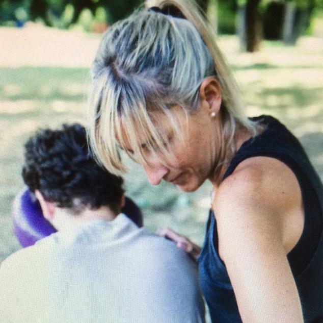massage par Florence Cheraillier