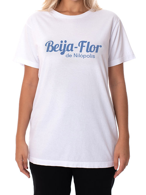Camisa Institucional Branca - Logo Centro