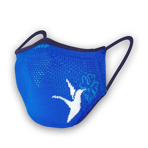 Máscara Beija-Flor Azul - AIRmask Sport