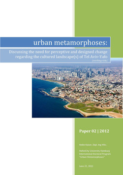 Urban Metamorphoses
